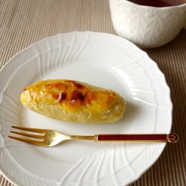 オーブントースターで簡単スイートポテト