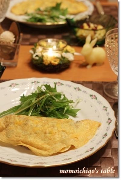 イースターのお料理☆