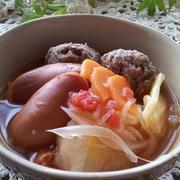 肉団子スープ by millionbellさん