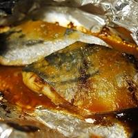 鰆のマヨ味噌焼き