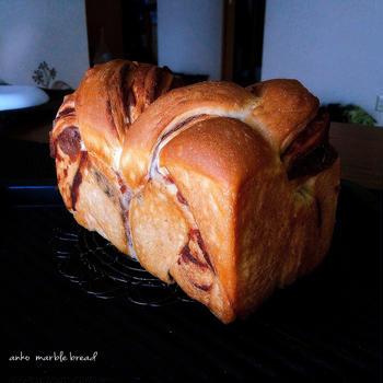 食パン色々。あんこ・カフェチョコ・レーズン・湯種