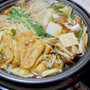 寒い日にピッタリ♡なべしゃぶ(柑橘醤油つゆ)を使った楽旨レシピ