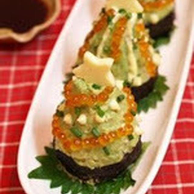 きらきらクリスマ寿司