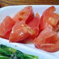 トマトのフレンチマリネ