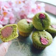この季節を待ちわびてました!「#桜あん」を使った春スイーツフォト
