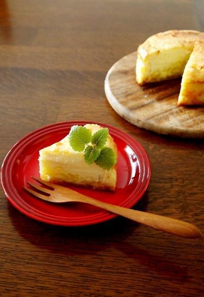 おさつレモンのチーズケーキ・嬉しい贈り物part4&良い感じ♪