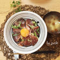 クックパッドニュース掲載♡ と、夕食☆かつおの漬け丼♪ by sachiさん