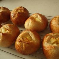 こんがり焼けるチーズdeパン♪ 〜朝ごパン♪