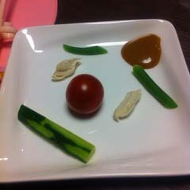 野菜おじさん