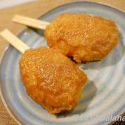 「五平餅」の作り方 香ばしい胡桃の食感と甘辛タレがモチモチご飯にぴったりの和スイーツ