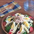 簡単☆おもてなしやお祝いに♪具沢山ニース風サラダ