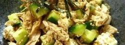 爽やか風味の夏の味♪「わさび醤油」で和え物を作ろう!