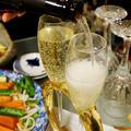 【クリスマスパーティー料理】料理は 全部家で作って娘夫婦宅に持参しました♪