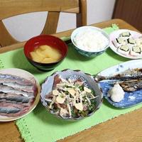 はんぺんの海苔チーズ焼きとかつおと玉ねぎのサラダでうちごはん(レシピ付)