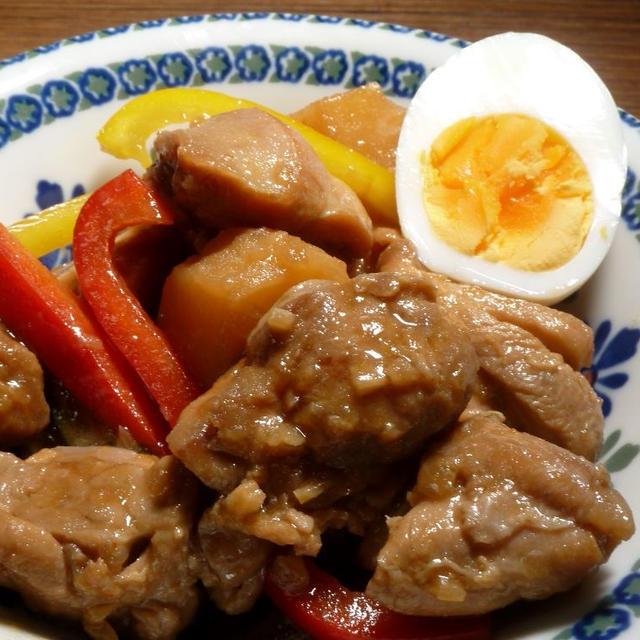 鶏肉のすゝめ――アドボン・マノック