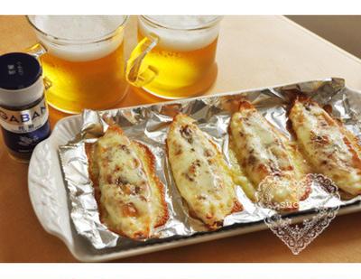 * ハウス食品「笹かまのチーズ花椒焼き」 *