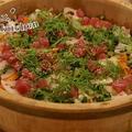 雑穀米のちらし寿司