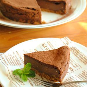 チョコよりさっぱり、だけど濃厚!ココア×チーズのケーキレシピ