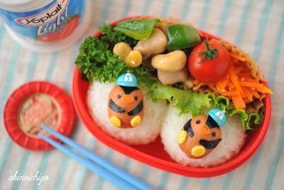 【連載】レシピブログ「ペンギンウインナーのお弁当」