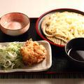 野菜かき揚げざるうどん♪ ~丸亀製麺の人気メニュー~