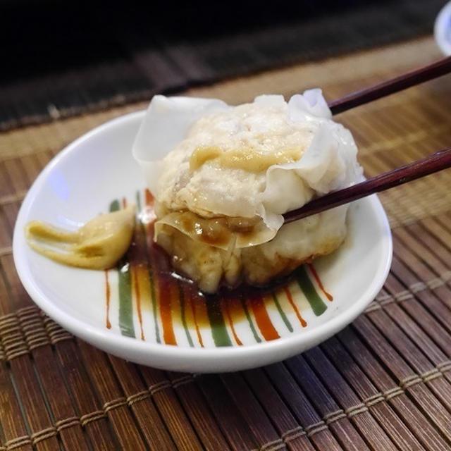 ★ 豆腐と高野豆腐でジューシー焼売