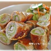 キャベツ&豚肉ロール