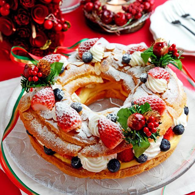 パリブレスト クリスマス仕立て
