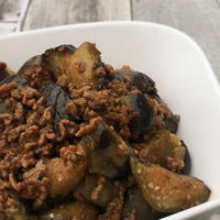 【ボーソー米油部】麻婆茄子丼用★焼肉のタレで簡単男子受け