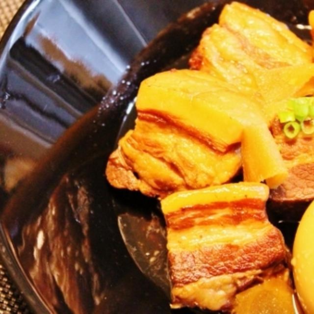 とっろとろ~♪圧力鍋で豚バラの角煮