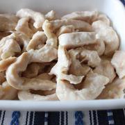 レンジ蒸し鶏。500wで胸肉がしっとりやわらかくなるレシピ