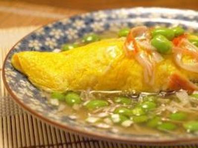 坦々枝豆チャーハン by 筋肉料理人