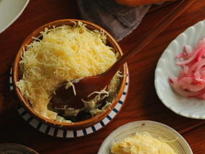 >ウズベキスタン風 オイルサーディンとじゃが芋のサラダ(ミモザサラダ) by ysykさん