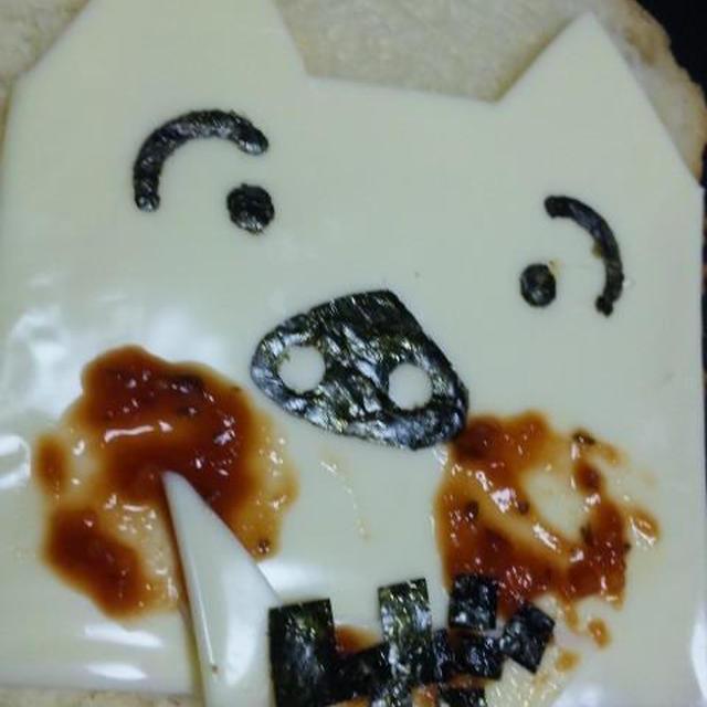 Q.B.B大きい~スライスチーズ~デコパン!怪傑ゾロリ イシシ