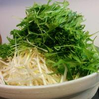 麻辣醤(マーラージャン)で作る坦々鍋