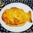 サーモンムースのパイ包み焼き