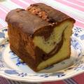 バター香る♪チョコマーブルケーキ★ by shioriさん