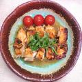 サクっパリっ鶏もも肉の甘辛味噌ダレ(冷えても美味しい、お弁当)