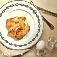 3つの材料で卵液完成!美味しいフレンチトースト