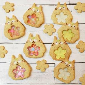 「#ステンドグラスクッキー」から「#シャカシャカクッキー」まで!インスタで話題のびっくりクッキー