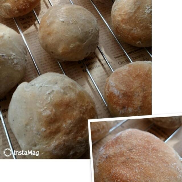 簡単♪ポリ袋でパン「ポリパン」
