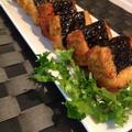 高野豆腐と長芋のフワ☆カリ揚げ