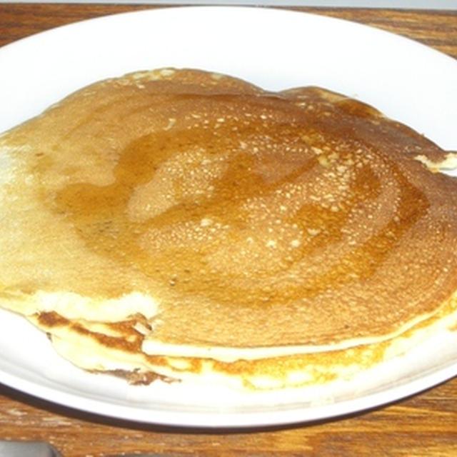 米粉のホットケーキ