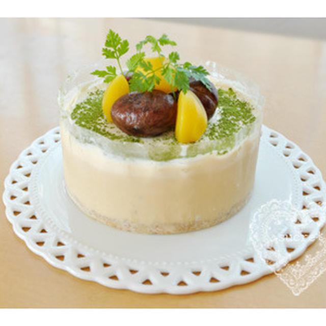 * タカナシ乳業「和三盆の和風アイスケーキ」 *