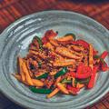【簡単シンプルに素早く】青椒肉絲(チンジャオロース)の作り方