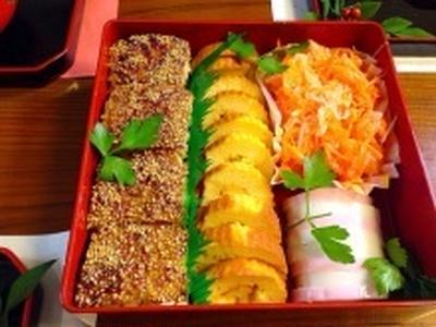 松風焼き:Chicken Meatloaf
