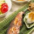 【和食】ブリの漬け焼き&厚揚げと大根の煮物&れんこんのきんぴらで晩ごはん。