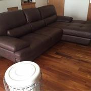 【新しいソファがキター!】
