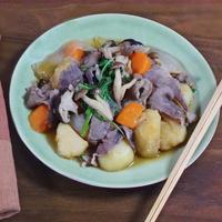 関西風すき焼きのような深みある味わい!ホクホクでやわらか肉じゃがの作り方