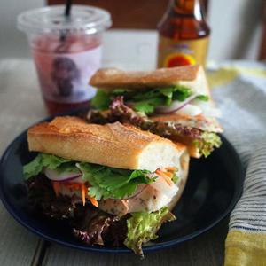 真夏の癒し系サンドイッチ「#バインミー」に夢中!