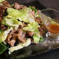 親子で満足*レンチン野菜の回鍋肉 by のじさん